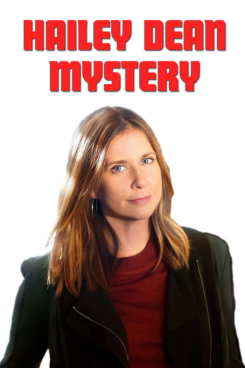Hailey Dean Mystery Complete 6 Movies DVD
