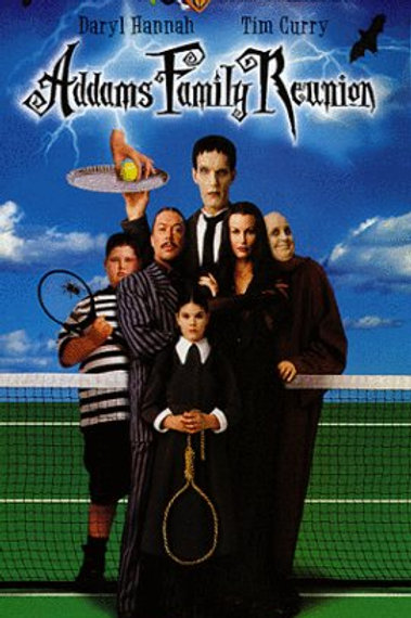 Addams Family Reunion DVD