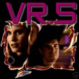 Vr-5 Complete Series on 5 DVD's