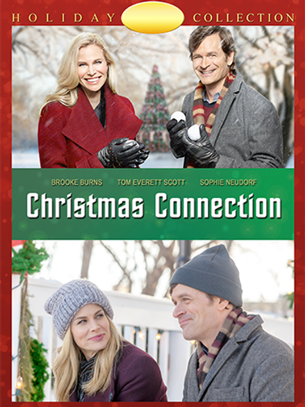 Christmas Connection (2017) DVD