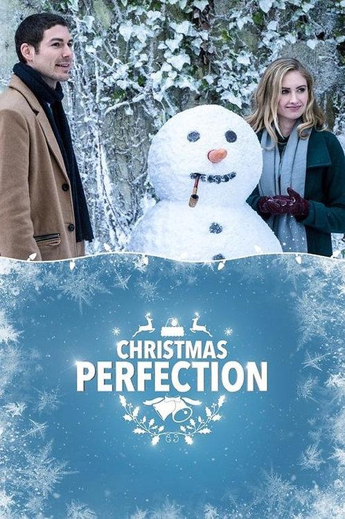 Christmas Perfection (2019) DVD