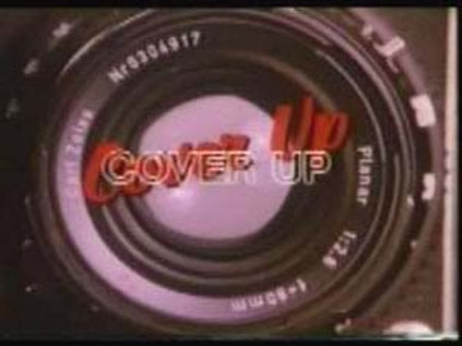 Cover Up Complete Series on 3 DVD