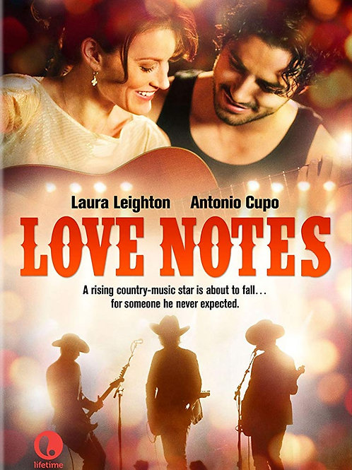 Love Notes 2007 DVD