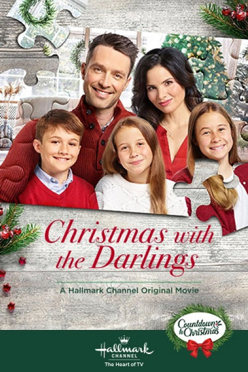 Christmas With the Darlings DVD