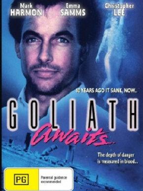 Goliath Awaits (1981) DVD