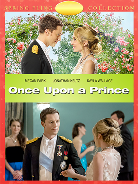 Once Upon a Prince (2018) DVD