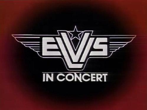 Elvis In Concert 1977 DVD
