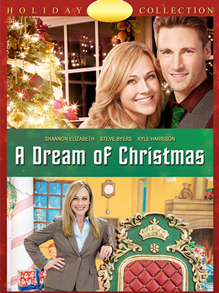 A Dream Of Christmas 2016 DVD