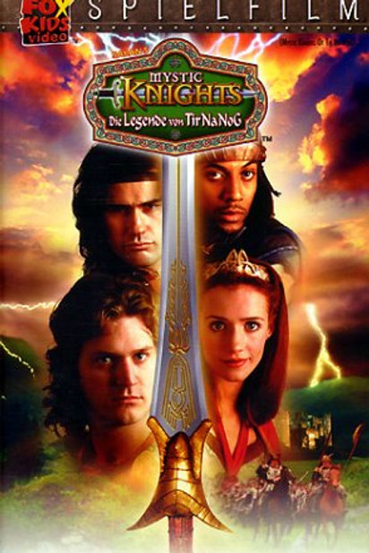 Mystic Knights of Tir Na Nog Complete Series DVD