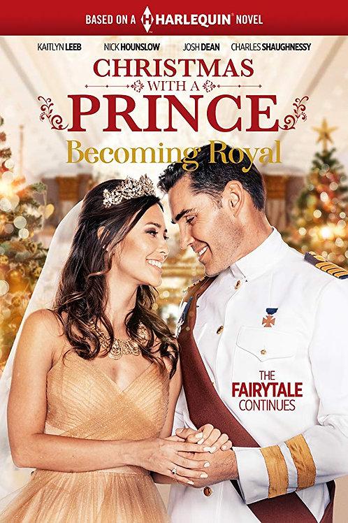 Christmas with a Prince: Becoming Royal DVD