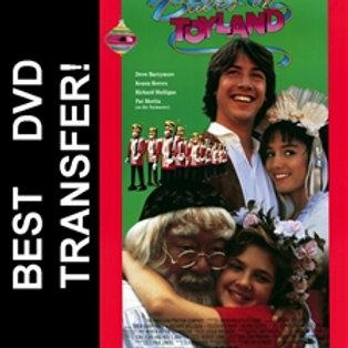 Babes In Toyland DVD 1986 Drew Barrymore Keanu Reeves