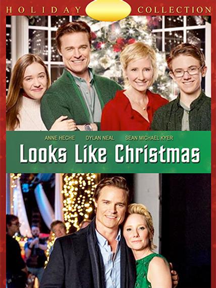 Looks Like Christmas (2016) DVD