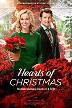 Hearts of Christmas 2016 DVD