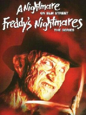 Freddy's Nightmares Complete Series on 9 DVD's