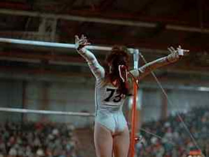 Nadia The Movie 1984 Nadia Comaneci DVD