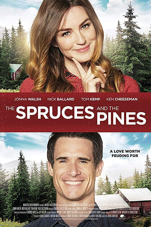 The Spruces And The Pines 2017 DVD
