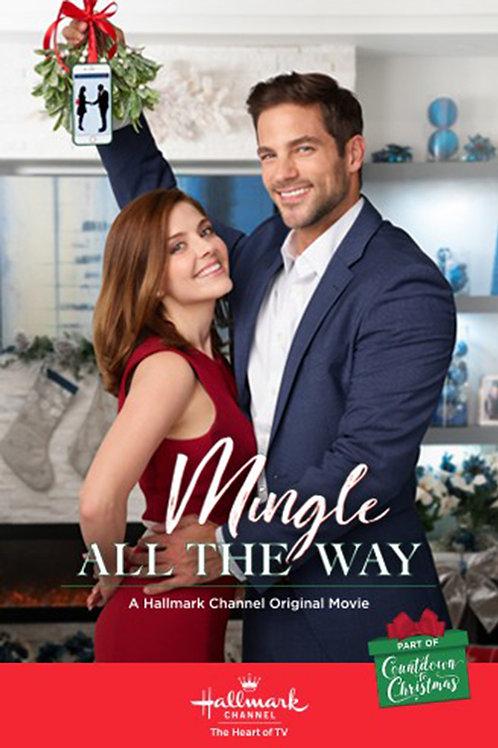 Mingle All The Way 2018 DVD