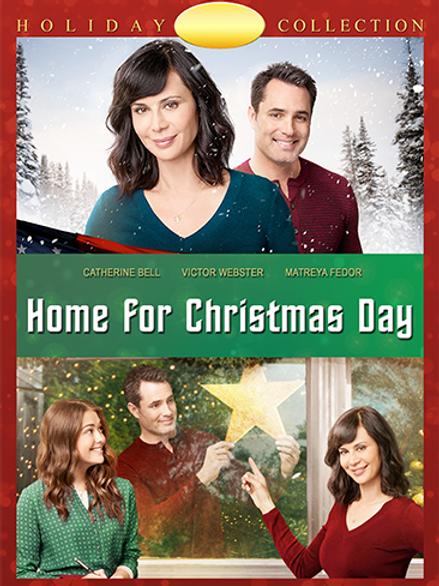 Home For Christmas Day DVD