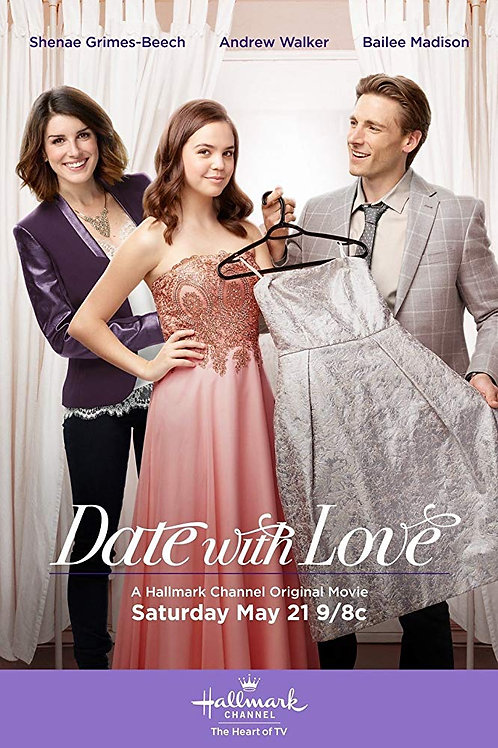 Date With Love 2016 DVD