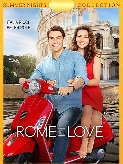 Rome in Love (2019) DVD