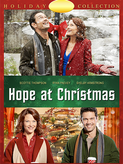 Hope at Christmas (2018) DVD