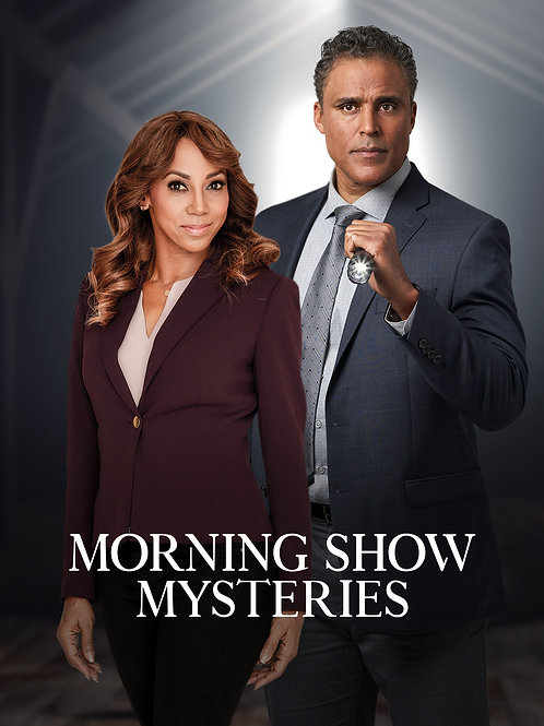 Morning Show Mysteries DVD