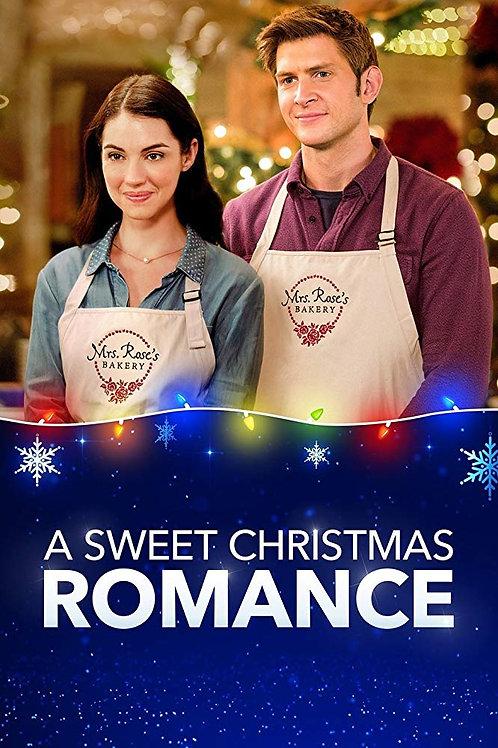 A Sweet Christmas Romance 2019 DVD