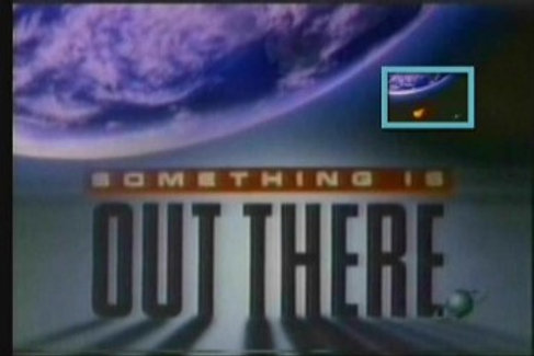 Something Is Out There Complete Series on 3 DVD's