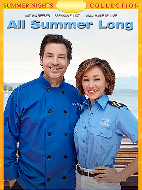 All Summer Long (2019) DVD