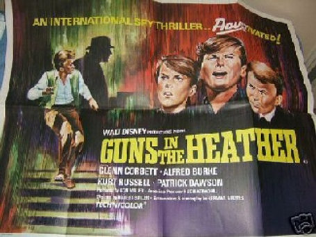 Guns In The Heather 1969 DVD