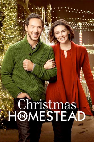 Christmas in Homestead (2016) DVD
