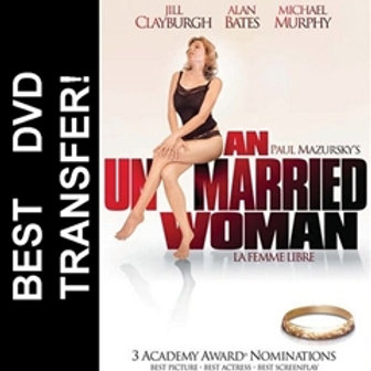 An Unmarried Woman DVD 1978 Jill Clayburgh