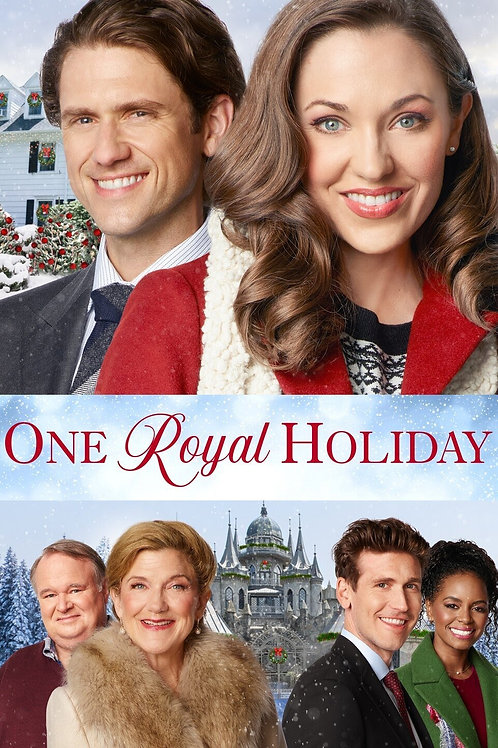 One Royal Holiday DVD