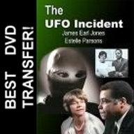 The UFO Incident DVD 1975 James Earl Jones