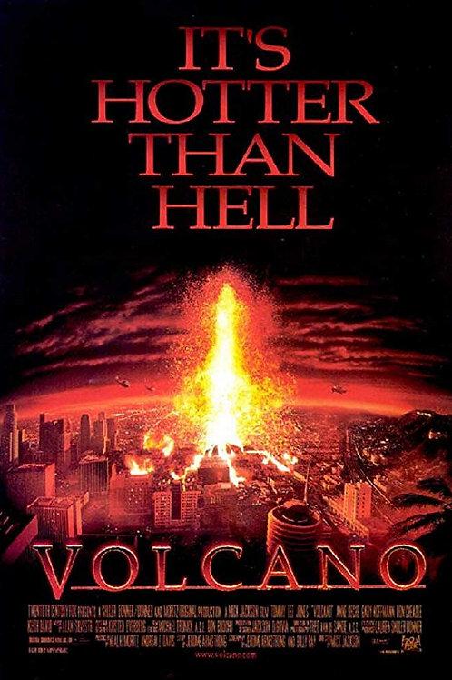 Volcano 1997 DVD