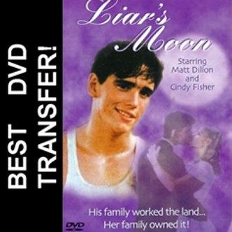 Liars Liar's Moon DVD 1982 Matt Dillon Cindy Fisher