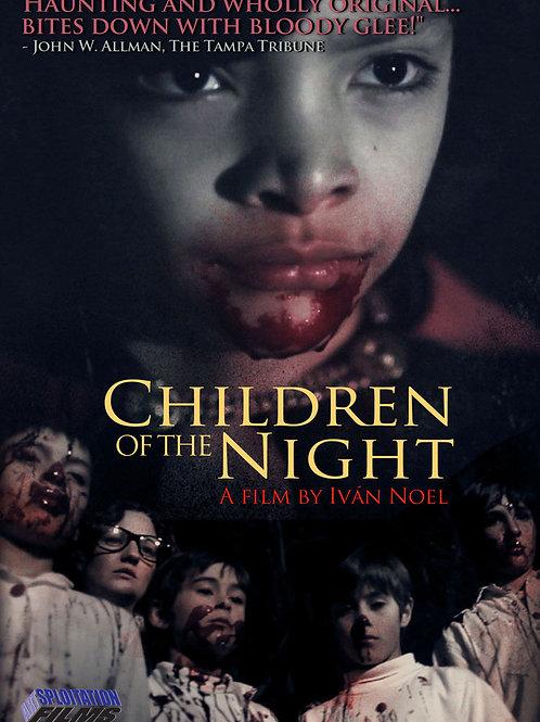 Children Of The Night DVD 1991