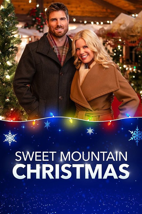 Sweet Mountain Christmas DVD