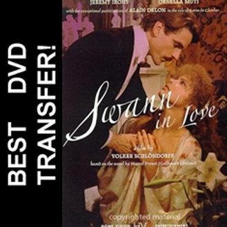 Swann In Love DVD 1984