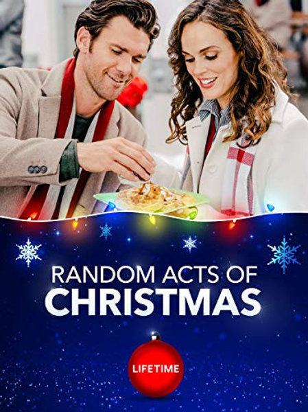 Random Acts of Christmas 2019 DVD