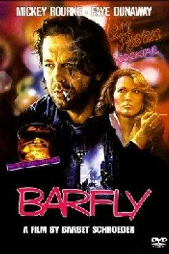 Barfly 1987 DVD