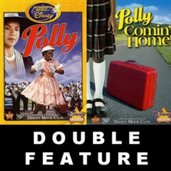 Polly DVD 1989 & Polly Comin Home 1990 Keisha Knight Pulliam