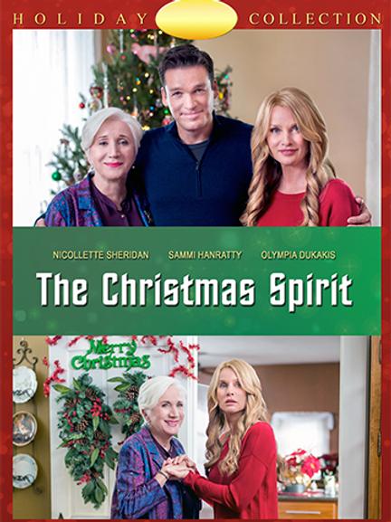 The Christmas Spirit (2013) DVD