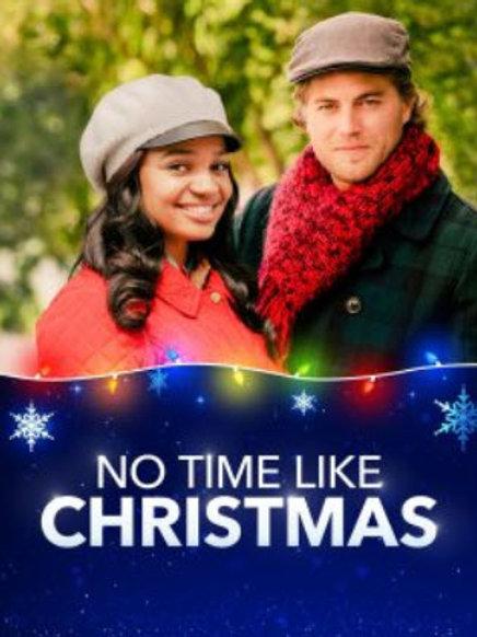 No Time Like Christmas 2019 DVD