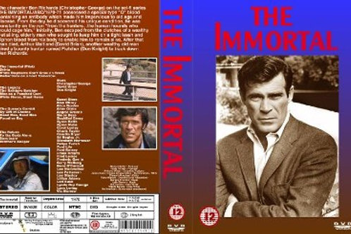 The Immortal Complete Series on 8 DVD's