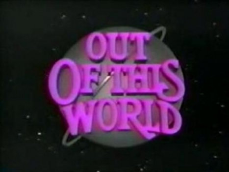 Out Of This World Complete Series 15 DVD's