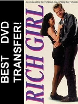 Rich Girl DVD 1991 Jill Schoelen Don Michael Paul