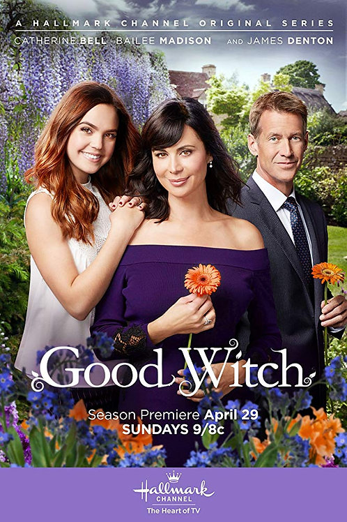 Good Witch Tale of Two Hearts 2018 DVD