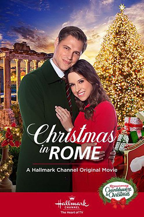 Christmas in Rome (2019) DVD