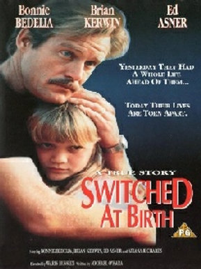 Switched At Birth 1991 DVD